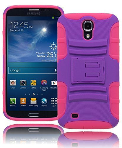 Samsung Galaxy Mega 6.3 Purple and Pink Case - BastexShop