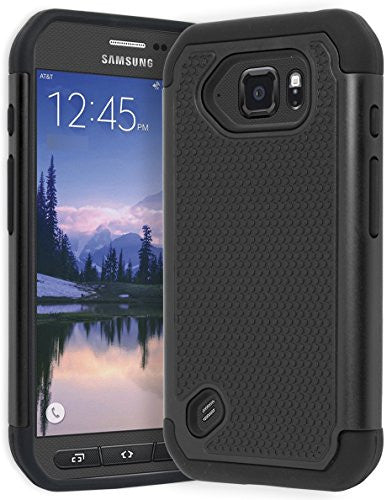 Galaxy S6 Active Case,    Dual Layer Shock Case - Durable - BastexShop