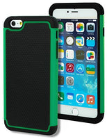 "Hybrid Deluxe Teal Shock Armor Case  iPhone 6 Plus, 5.5"" 6th Generation - BastexShop"
