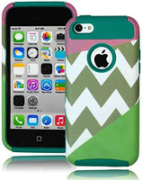 Hybrid Case Cover  Apple iPhone 5C, 5th Generation - Tea - BastexShop