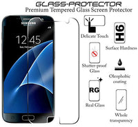 Samsung Galaxy S7  9-H Tempered Glass Screen Protector - BastexShop