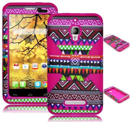 Hybrid Dynamic Case  Alcatel One Touch Fierce 7024T - Pi - BastexShop