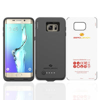 Samsung Galaxy S6 Edge Plus ZeroLemon 8500mAh Extended Charger Case - BastexShop