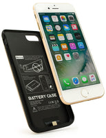 iPhone 7, Bastex Gold 5200mAh Rechargeable Battery Case - BastexShop