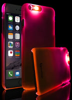 iPhone 6 Plus, Pink to Yellow Fade Case w/ LED Flash Function - BastexShop