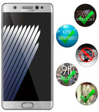 Samsung Galaxy Note 7 9-H Tempered Glass Screen Protector, Bastex Ultra Slim Protective Film Clear Transparency Oleo-phobic Coating Anti-scratch Anti-fingerprint and Anti-Bubble Shield for Samsung Galaxy Note 7 - BastexShop