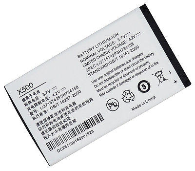 Standard Replacement Battery  ZTE Score X500 Cricket
