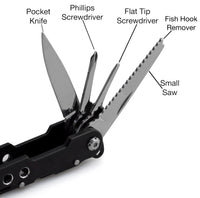 14 in 1 Multi-Tool w/ Holster - BastexShop