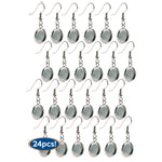Silver Earring Blanks,