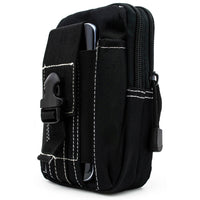 Universal Multi-Purpose Tactical Pouch (Black) - BastexShop