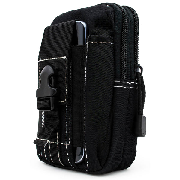 Universal Multi-Purpose Tactical Pouch (Black)