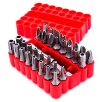 34pc Universal Hex, Torx, Screwdriver and Security Bit Set - BastexShop