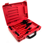 11pc Snap Ring Plier Set w/ 2 Circlip Picks - BastexShop