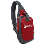 Bastex On the GO Shoulder Backpack - Red - BastexShop