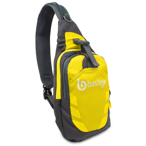 Bastex On the GO Yellow Shoulder Backpack - BastexShop