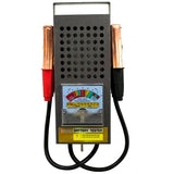 100 Amp Battery Load Tester with Heavy Duty Insulated Copper Clips - BastexShop
