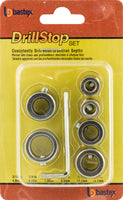 6pc Drill Stop Set w/ Allen Wrench - BastexShop