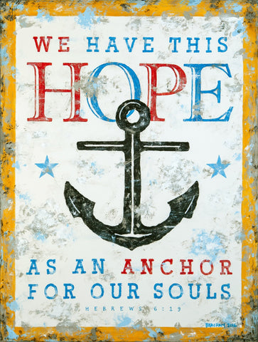 Hope / Hebrews 6:19