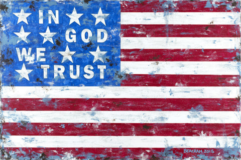 In God We Trust /  2 Chronicles 14:11