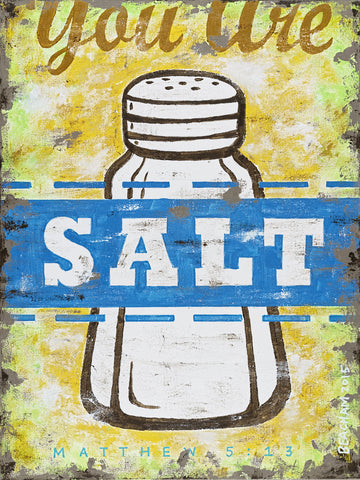 You Are Salt / Matthew 5:13
