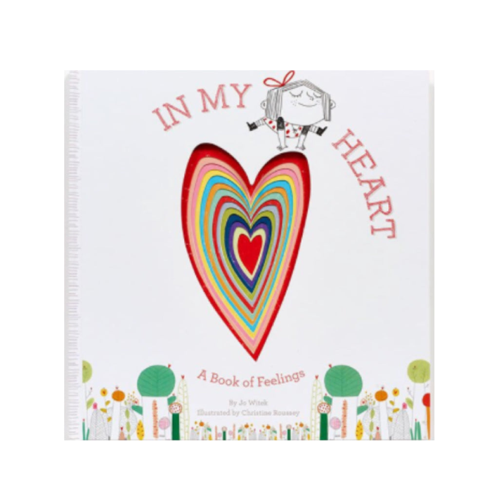 In My Heart - A Book of Feelings - Rourke & Henry Kids Boutique