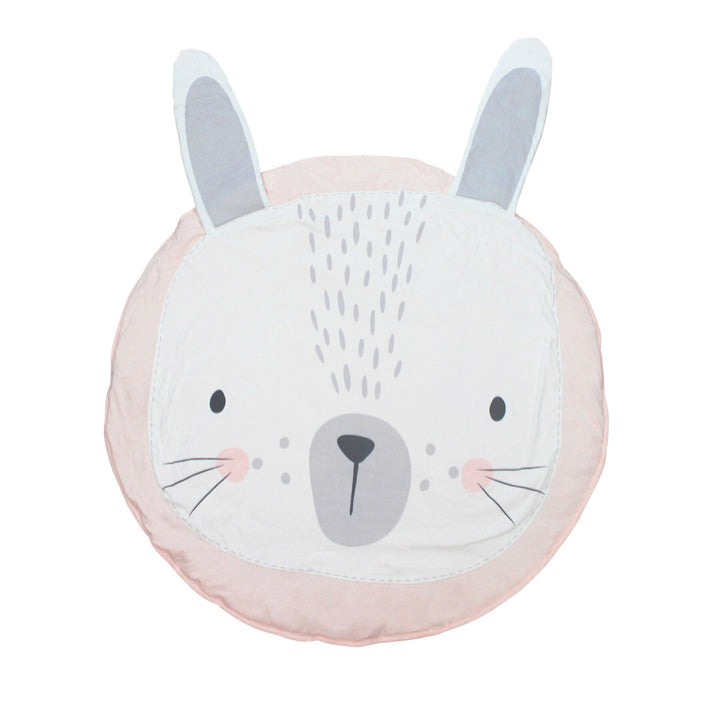 Mister Fly - Bunny Play Mat Pink - Rourke & Henry Kids Boutique