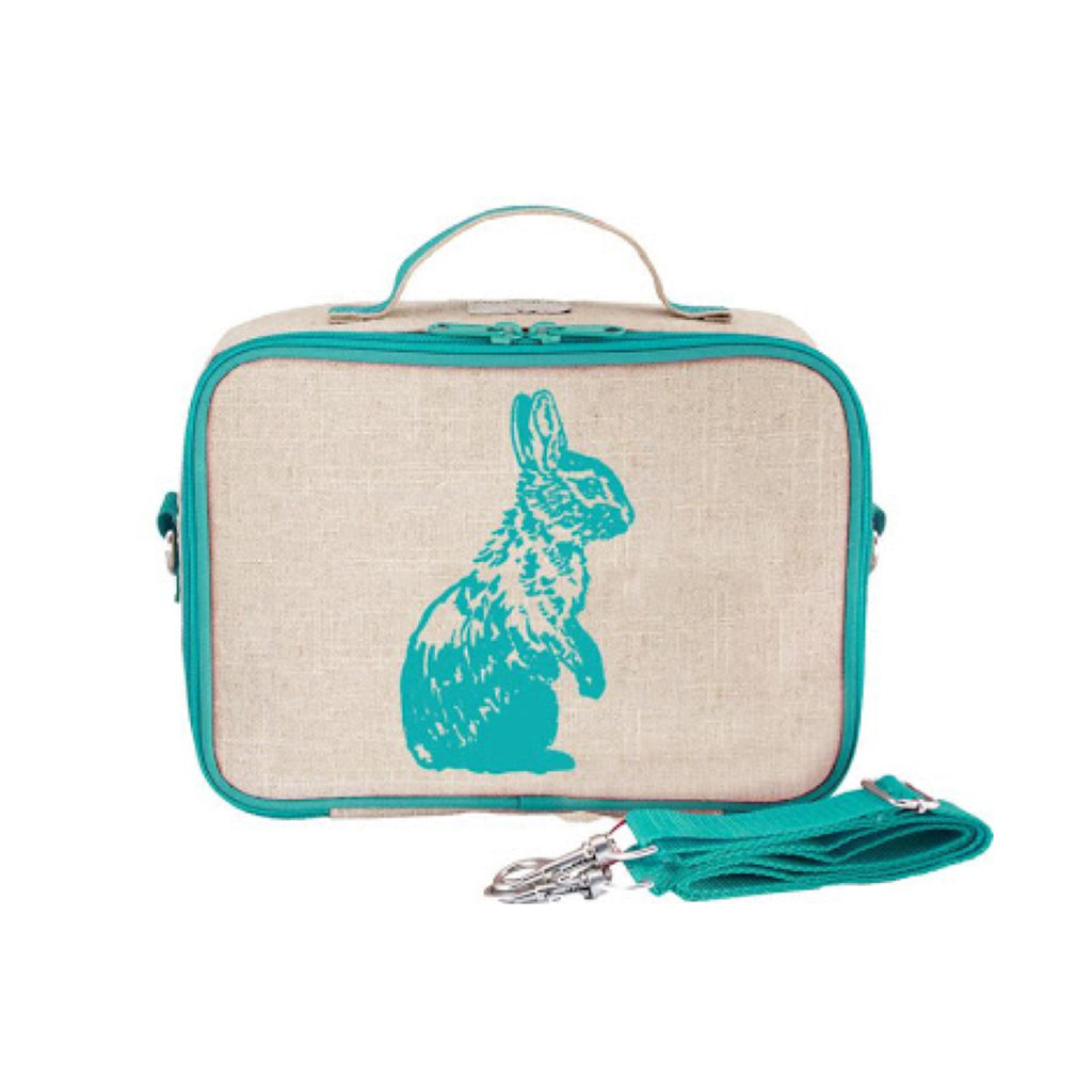 So Young Lunch Bag Bunny - Rourke & Henry Kids Boutique