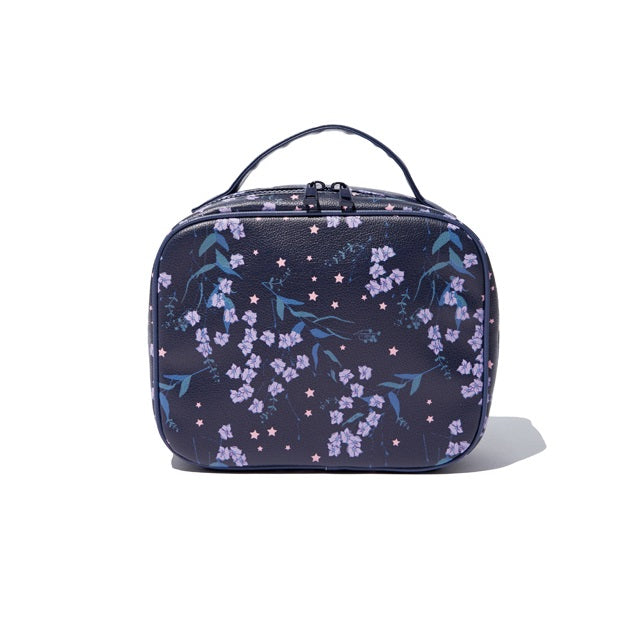 Milky - Luggage Lunch Bag Floral - Rourke & Henry Kids Boutique