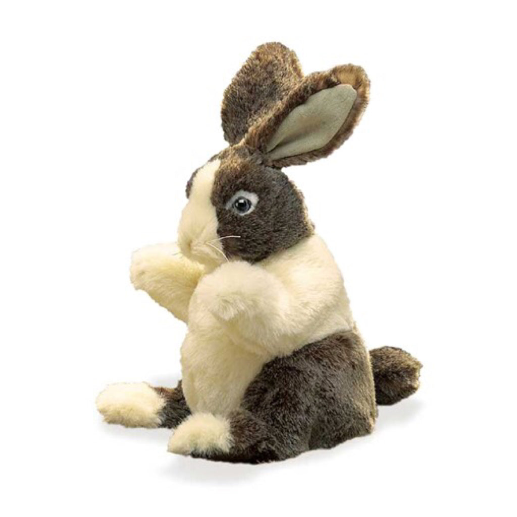 Folkmanis - Puppet Dutch Rabbit - Rourke & Henry Kids Boutique