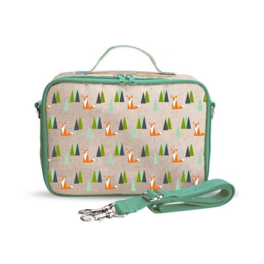 So Young Lunch Bag Foxy - Rourke & Henry Kids Boutique