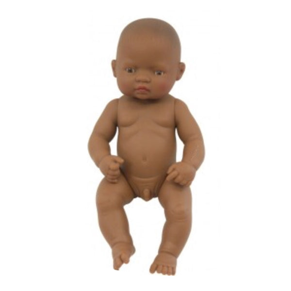 Miniland - 32cm Latin American Baby Doll Boy - Rourke & Henry Kids Boutique