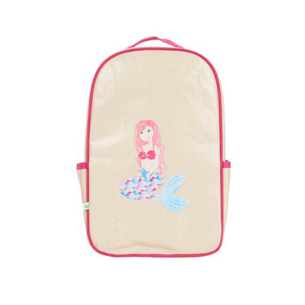 271be05df31a Apple   Mint Small Backpack - Mermaid – Rourke   Henry Kids Boutique