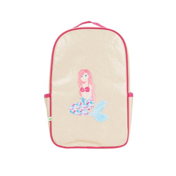 Apple & Mint Small Backpack - Mermaid - Rourke & Henry Kids Boutique