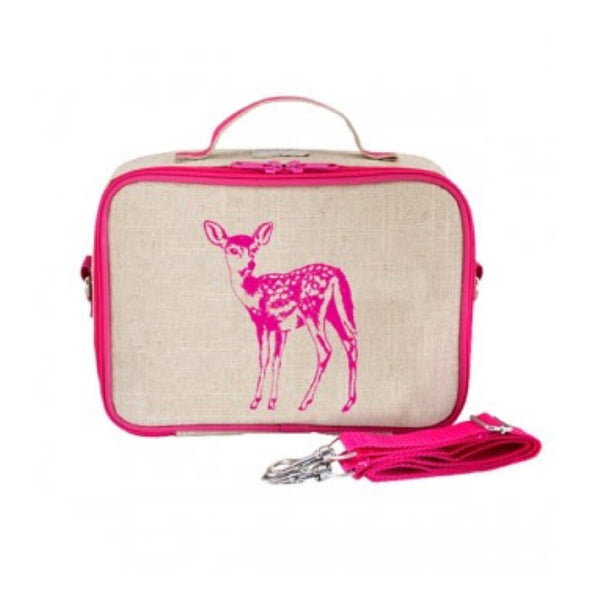 So Young Lunch Bag Fawn - Rourke & Henry Kids Boutique