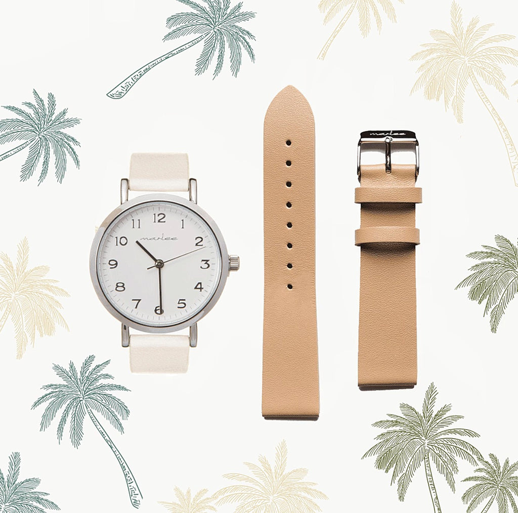 Marlee Watch Co - Coconut Box Set Kids - Rourke & Henry Kids Boutique