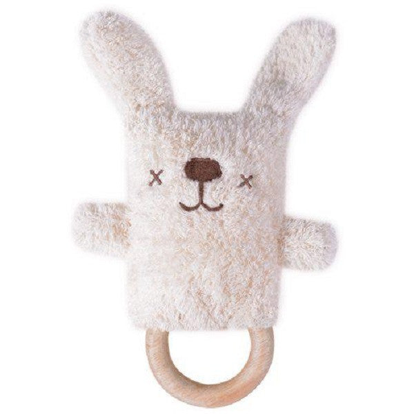 Beck Bunny Dingaring - Rourke & Henry Kids Boutique