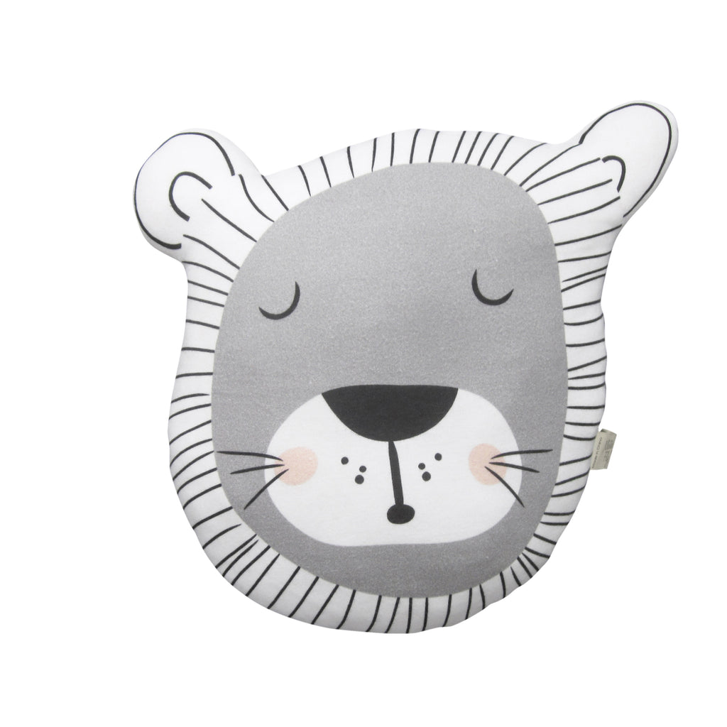 Mister Fly - Lion Cushion - Rourke & Henry Kids Boutique