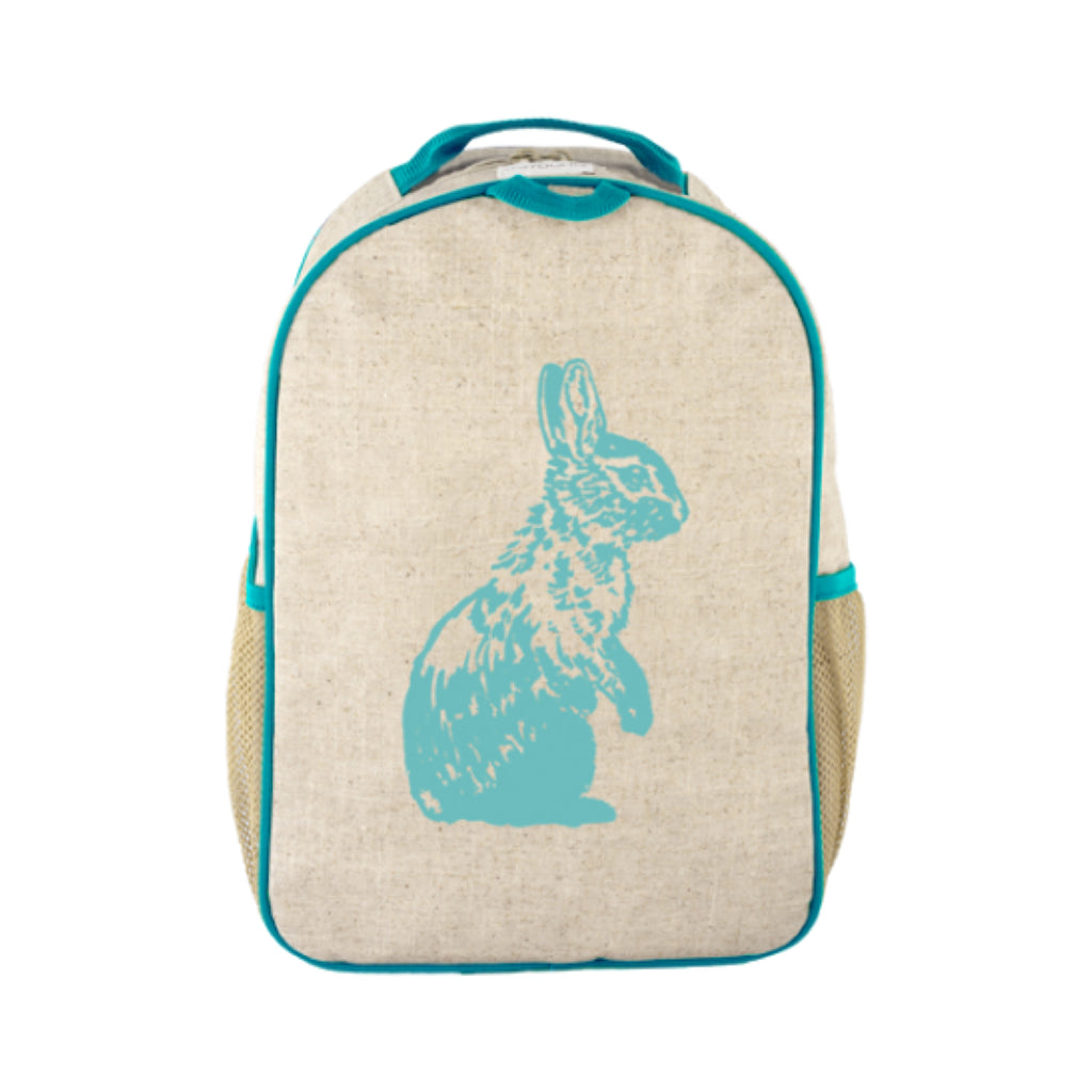 So Young Large Backpack Bunny - Rourke & Henry Kids Boutique