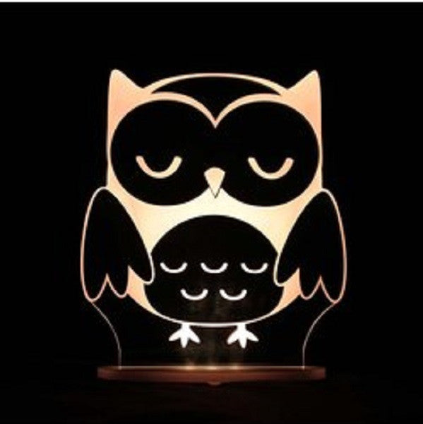 Dream Light – Owl - Rourke & Henry Kids Boutique