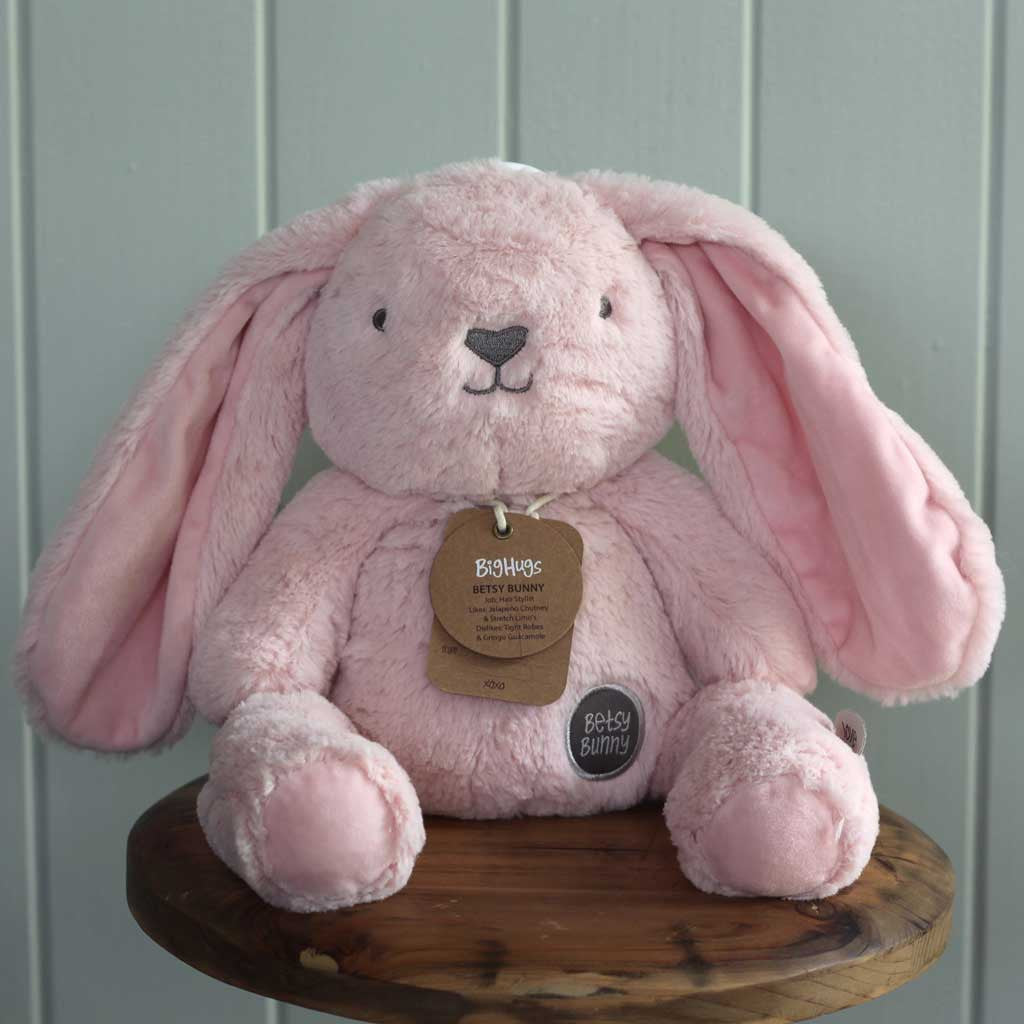 Big Hugs - Betsy Bunny - Rourke & Henry Kids Boutique