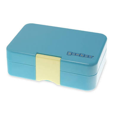 YUMBOX Mini Snack Box - Ciel Blue - Rourke & Henry Kids Boutique