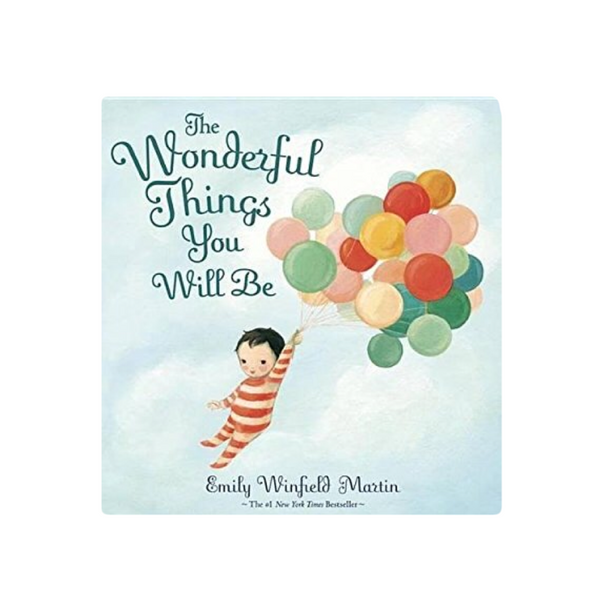 Book - The Wonderful Things You Will Be - Rourke & Henry Kids Boutique
