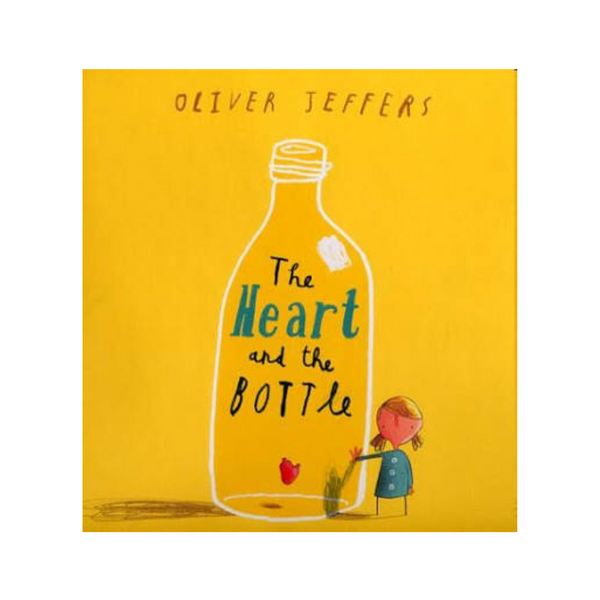 Book - The Heart and the Bottle - Rourke & Henry Kids Boutique
