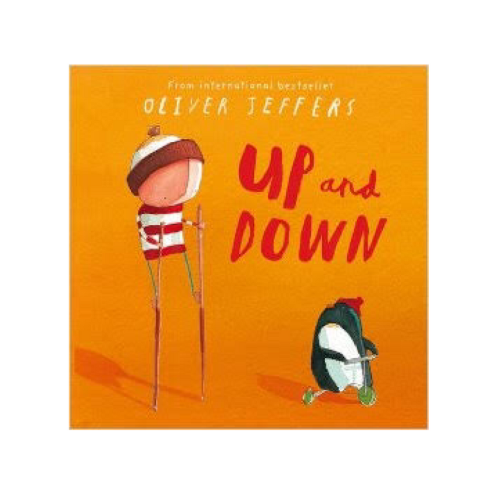 Book - Up and Down - Rourke & Henry Kids Boutique