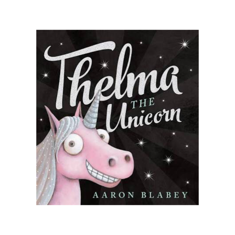 Book - Thelma the Unicorn - Rourke & Henry Kids Boutique