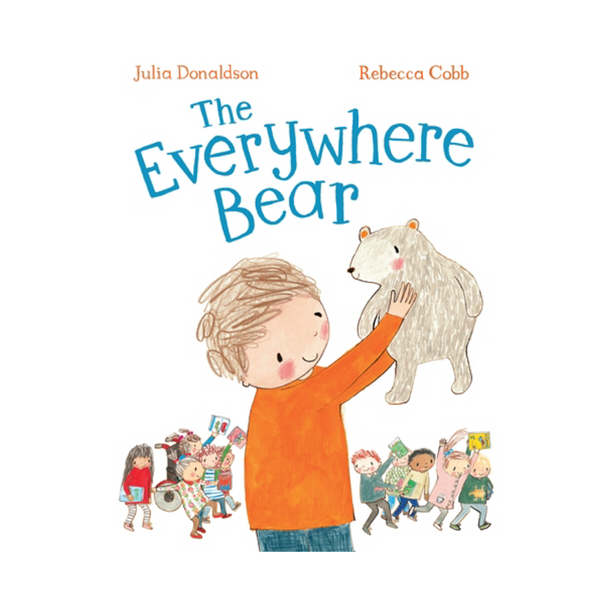 Book - The Everywhere Bear - Rourke & Henry Kids Boutique