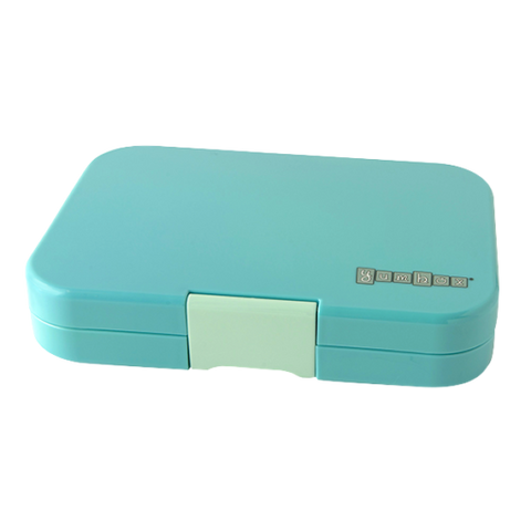 YUMBOX Tapas 4 compartment - Antibes Blue