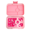 YUMBOX Tapas 4 compartment - Amalfi Pink - Rourke & Henry Kids Boutique