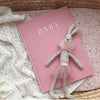 Baby Journal - Birth to Five Years Pink - Rourke & Henry Kids Boutique