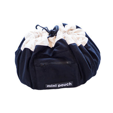 PLAY POUCH - Mini Pouch Black - Rourke & Henry Kids Boutique